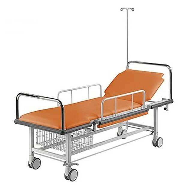 Hospital Stretcher Trolley