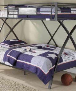 Steel Bunk Bed