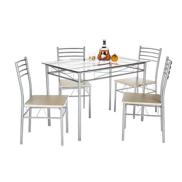Steel Dinning Table