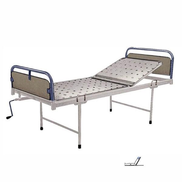 Steel Hospital Bed 1