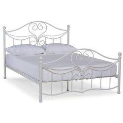 5 x 6 feet mild steel powder coated bed 250x250 1