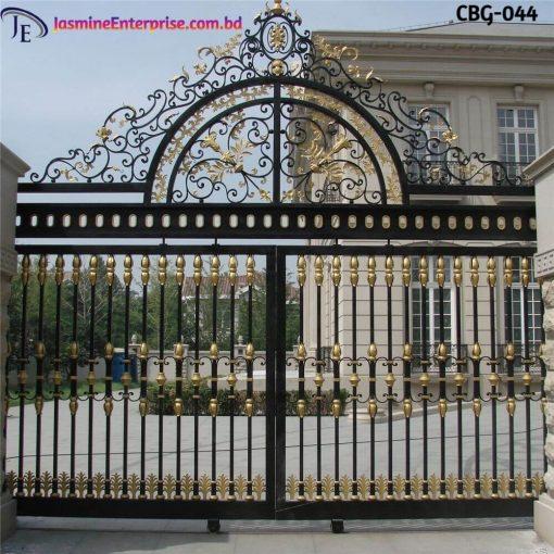 Casting Boundary Gate