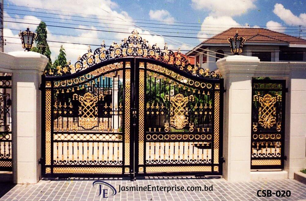 Casting Boundary Gate 4