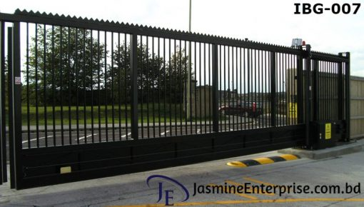 Industrial Boundary Gate (007)