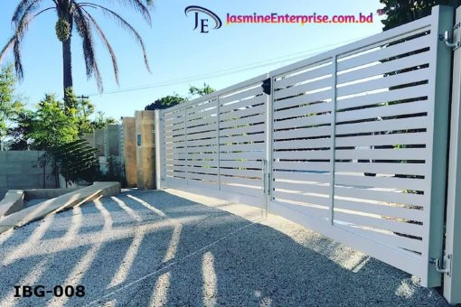 Industrial Boundary Gate (008)