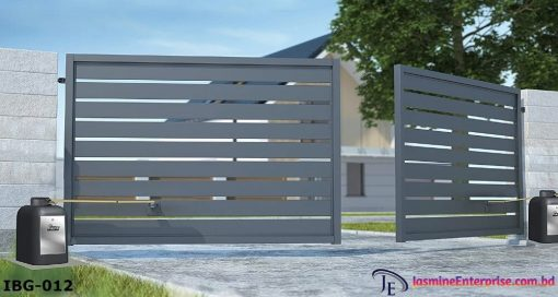 Industrial Boundary Gate (012)