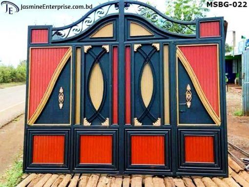 MS Boundary Gate (022)