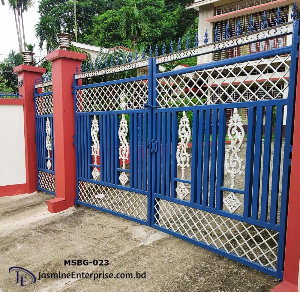 MS Boundary Gate (023)