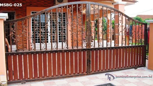 MS Boundary Gate (025)