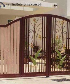 MS Boundary Gate (026)