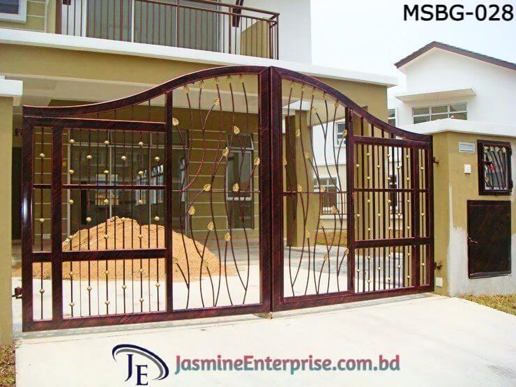 MS Boundary Gate (028)