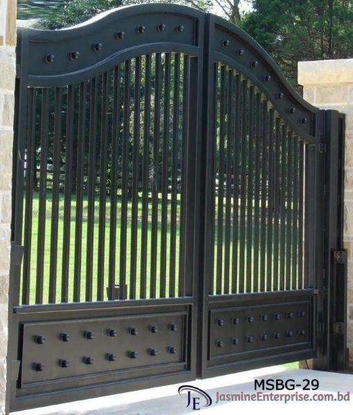 MS Boundary Gate (029)