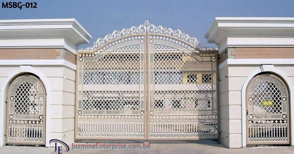 MS Boundary Gate