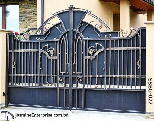 Stainless Steel Boundary Gate (022)