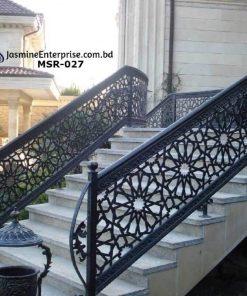 MS Stair Railing in Bangladesh