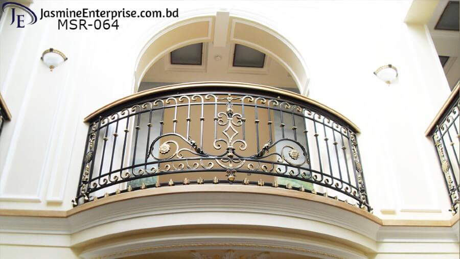 MS Balcony Railing Design in Bangladesh