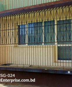 MS Window Grill Price in Bangladesh