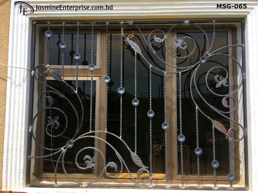 Casting Window Grill in Bangladesh